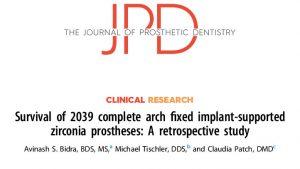 Journal of Prosthetic Dentistry